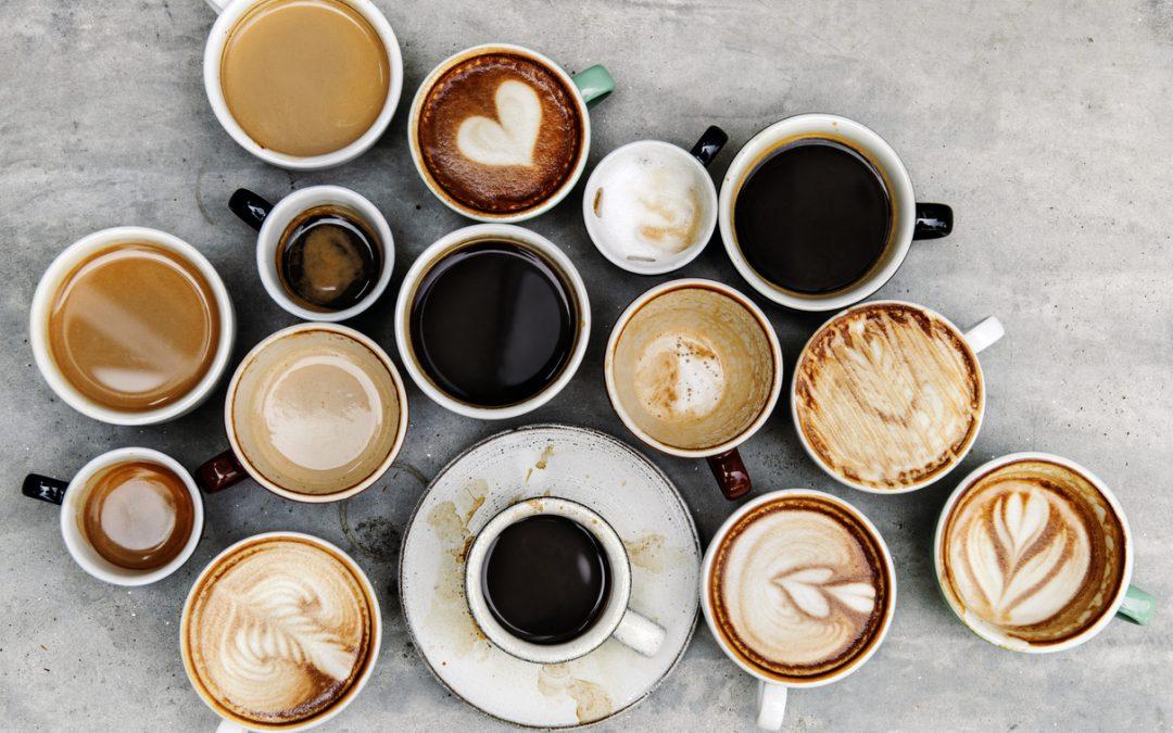 Hälsofördelar med kaffe